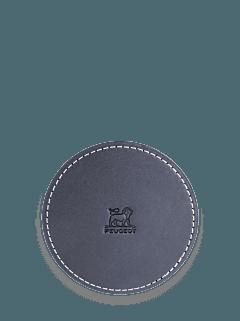 Leatherette Coaster - Peugeot Saveurs