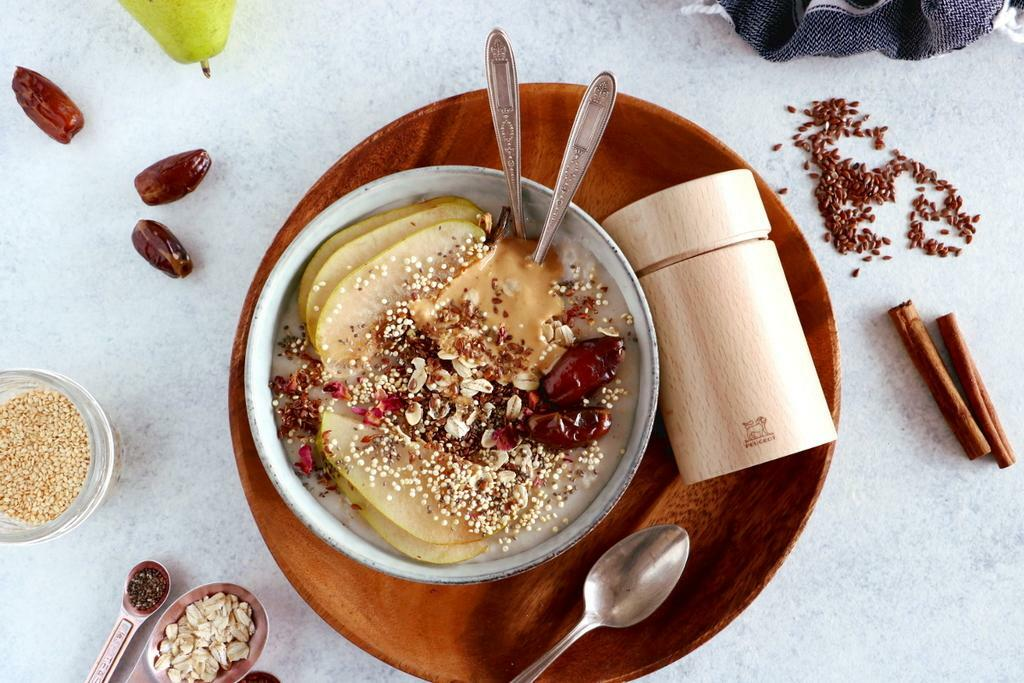 Healthy Morning Oatmeal_1 - Peugeot Saveurs