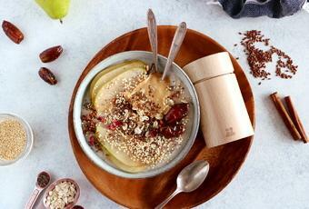 Healthy Morning Oatmeal (porridge)
